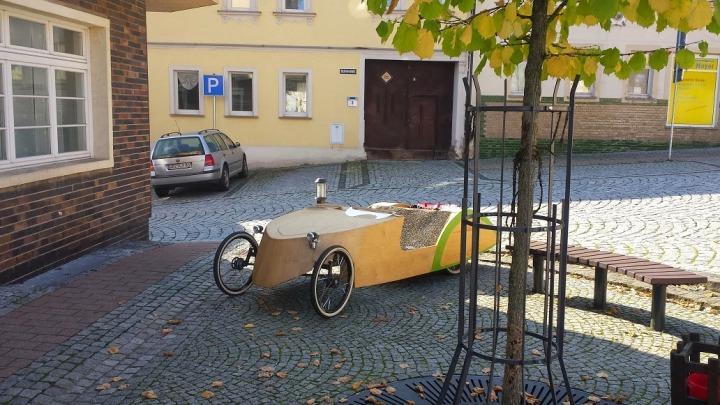 The Ply car by Kai