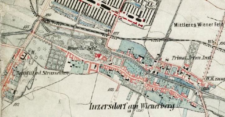 Inzersdorf am Wienerberg 1870